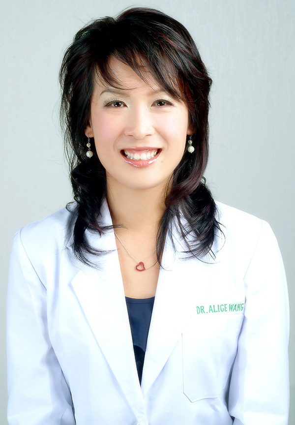 Dr. Alice Wang, DPM