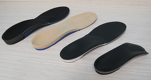 Functional Foot Orthothes are customs medical devices geared to treat foot or biomechanical problem. It can also be customized to fit in a variety of footwear such as runners, dress shoes, soccer cleats, ski boots...etc.